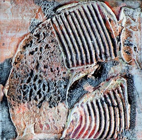 Johanna Leipold, Spuren_5, Abstraktes, Bewegung, Abstrakte Kunst, Abstrakter Expressionismus