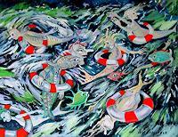 Johanna-Leipold-Bewegung-Poesie-Moderne-expressiver-Realismus