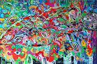 Johanna-Leipold-Poesie-Fantasie-Moderne-expressiver-Realismus