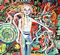 Johanna-Leipold-Maerchen-Fantasie-Moderne-expressiver-Realismus