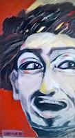 Johanna-Leipold-Menschen-Gesichter-Gefuehle-Freude-Moderne-expressiver-Realismus