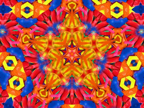 Niko Bayer, Energize 3, Abstraktes, Dekoratives, Gegenwartskunst