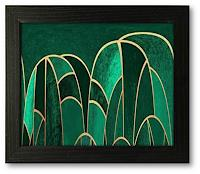 Niko-Bayer-Abstraktes-Fantasie-Moderne-Art-Deco