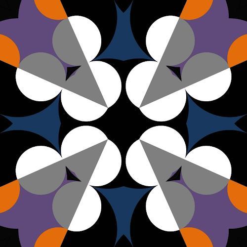 Niko Bayer, 1801200300, Abstraktes, Fantasie, Konstruktivismus