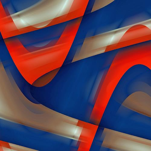 Niko Bayer, 0604201402 - Flow, Abstraktes, Fantasie, Abstrakte Kunst, Abstrakter Expressionismus