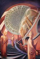Neeharika-Donau-Architektur-Glauben-Moderne-Konkrete-Kunst
