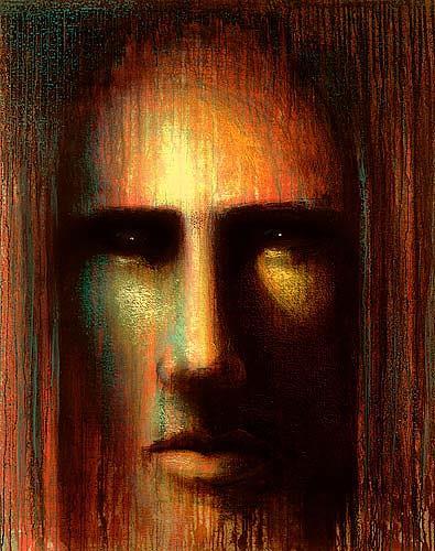Achim Prill, In Mind VI, Diverse Gefühle, Menschen: Gesichter, Gegenwartskunst
