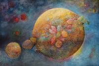 Elke-Henning-Fantasie-Natur-Erde-Moderne-Impressionismus