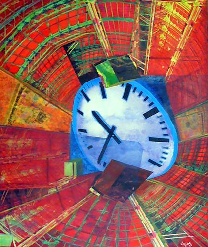 Christoph Klein, Raum  Zeit  Materie 3, Diverses, Kubismus