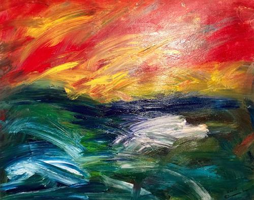 Raphael Walenta, Wild World, Gefühle: Liebe, Gegenwartskunst