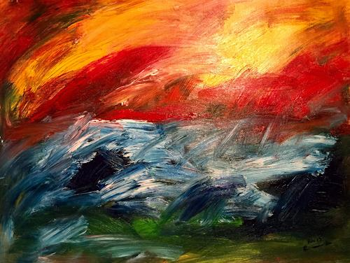 Raphael Walenta, Weiber, Diverse Gefühle, Gegenwartskunst
