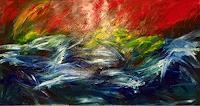 Raphael-Walenta-Landschaft-Abstraktes-Moderne-Abstrakte-Kunst
