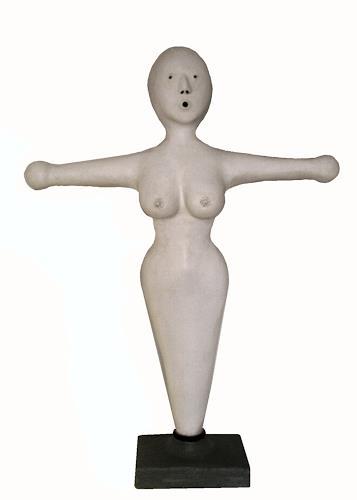 Thomas Joerger, Frauenpower, Akt/Erotik: Akt Frau, Menschen: Frau, Gegenwartskunst