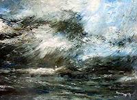 Uwe-Zimmer-Landschaft-See-Meer-Natur-Wasser-Moderne-Impressionismus-Postimpressionismus