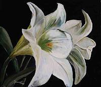 Uwe-Zimmer-Pflanzen-Blumen-Moderne-Naturalismus