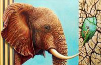 Heino-Karschewski-Tiere-Land-Fantasie-Neuzeit-Realismus