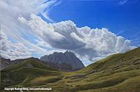 Manfred-Hoenig-Landschaft-Berge-Natur-Diverse-Neuzeit-Realismus