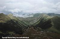 Manfred-Hoenig-Landschaft-Berge-Landschaft-Herbst-Neuzeit-Realismus