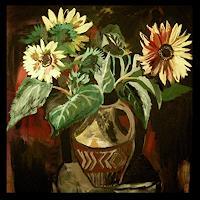 A. Lascaux, Sunflowers