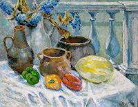Willi-Ruf-Stilleben-Moderne-Impressionismus