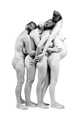 Martin Böttcher, GENERATIONEN, Akt/Erotik: Akt Frau, Akt/Erotik: Akt Mann, Gegenwartskunst, Abstrakter Expressionismus