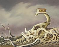 Joachim-Lilie-Fantasie-Maerchen-Gegenwartskunst-Postsurrealismus