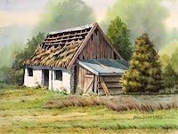 Joachim-Lilie-Landschaft-Sommer-Natur-Neuzeit-Realismus