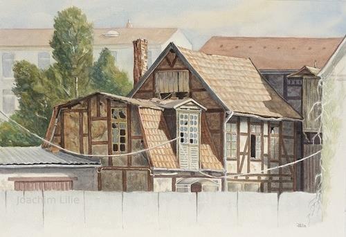 Joachim Lilie, Altbau, Zeiten: Früher, Architektur, Realismus