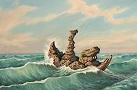 Joachim-Lilie-Fantasie-Gegenwartskunst-Postsurrealismus