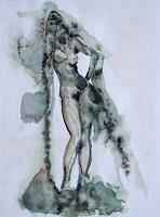 Joachim-Lilie-Akt-Erotik-Akt-Frau-Moderne-Konkrete-Kunst