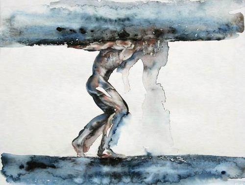 Joachim Lilie, Druck, Fantasie, Realismus, Abstrakter Expressionismus