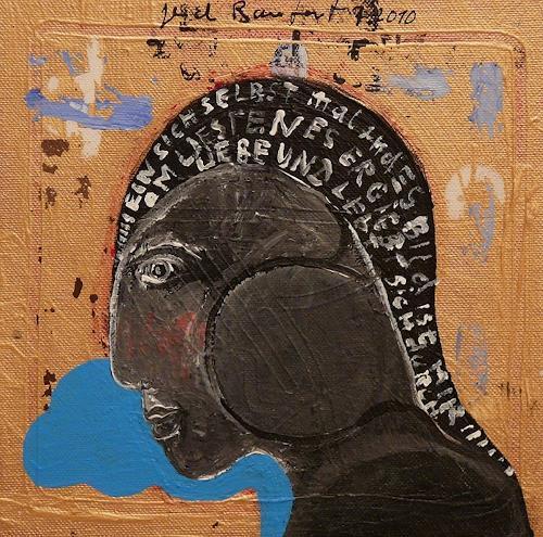 gerd Rautert, gott zum grusse, Glauben, Gefühle: Liebe, Expressionismus