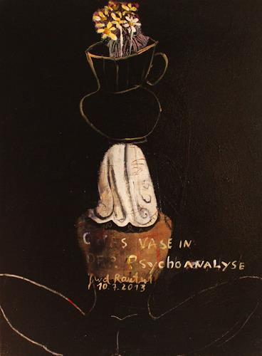 gerd Rautert, omas vase in der psychoanalyse, Symbol, Expressionismus, Abstrakter Expressionismus