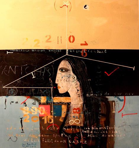 gerd Rautert, von wo ich komme, Zeiten: Heute, Expressionismus, Abstrakter Expressionismus