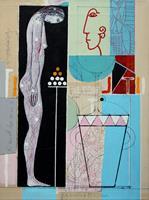 gerd-Rautert-Diverse-Menschen-Moderne-Expressionismus