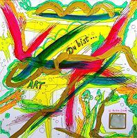 Werner-Reiter-Diverses-Dekoratives-Moderne-Abstrakte-Kunst
