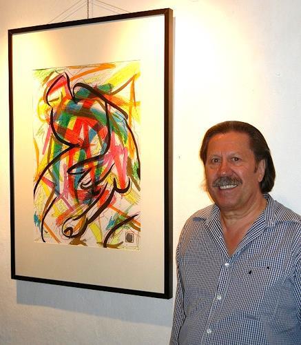 Werner Reiter, Werner Reiter Künstler, Menschen: Mann, Diverses, Moderne