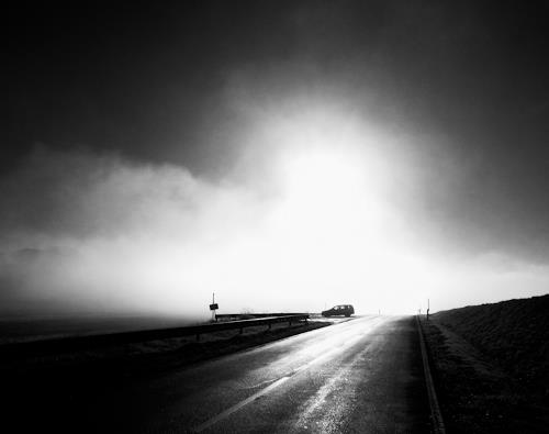 LIMITaRT-JE.Fall, Mist 1.1, Landschaft: Herbst, Poesie, Neo-Expressionismus, Abstrakter Expressionismus