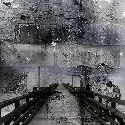 LIMITaRT-JE.Fall, Richtung Berlin, Gesellschaft, Gefühle: Depression, Surrealismus, Abstrakter Expressionismus
