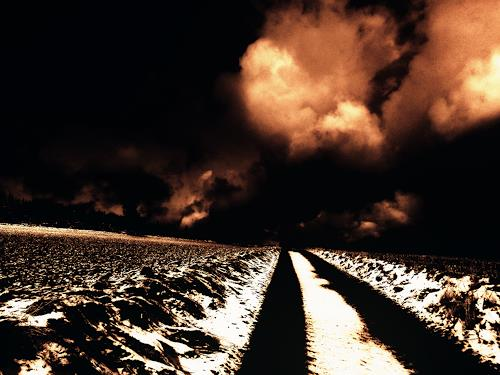 LIMITaRT-JE.Fall, Hot And Cold, Poesie, Natur: Erde, expressiver Realismus, Abstrakter Expressionismus