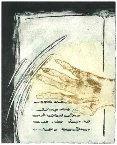 Elke Rehder, Hermann Hesse - Ein Traum, Gefühle: Angst, Fantasie