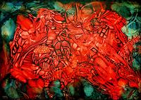 WERWIN-Abstraktes-Abstraktes-Moderne-Abstrakte-Kunst