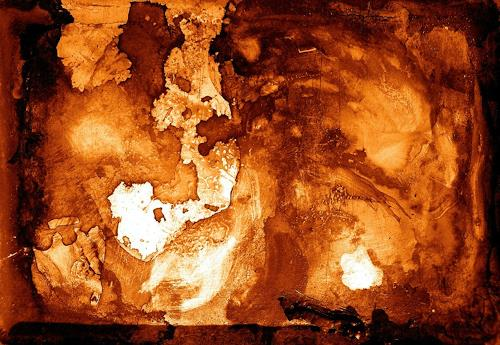 WERWIN, FRAGMENTS, Abstraktes, Abstraktes, Gegenwartskunst, Expressionismus