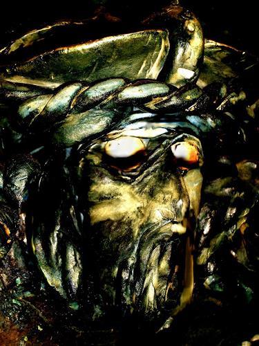 WERWIN, Mr.Crowley, Krieg, Krieg, Aktionskunst, Abstrakter Expressionismus
