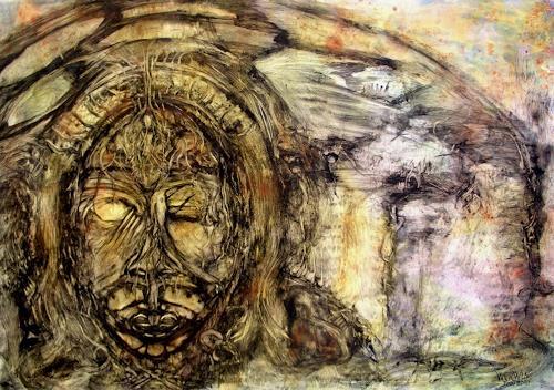 WERWIN, The Pursuit of Viking, Mythologie, Mythologie, Gegenwartskunst