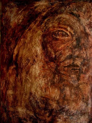 WERWIN, Macbeth I, Menschen: Mann, Menschen: Mann, Gegenwartskunst