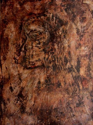 WERWIN, Macbeth, Menschen: Porträt, Menschen: Mann, Gegenwartskunst
