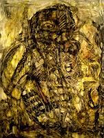 WERWIN-Krieg-Krieg-Moderne-Expressionismus