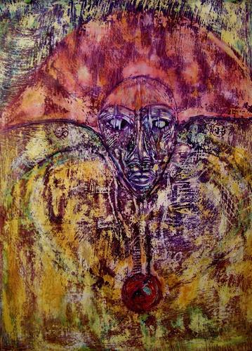 WERWIN, Moiras Eyes, Mythologie, Mythologie, Gegenwartskunst