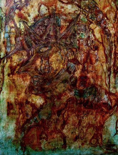 WERWIN, King Richard, Menschen: Mann, Gegenwartskunst